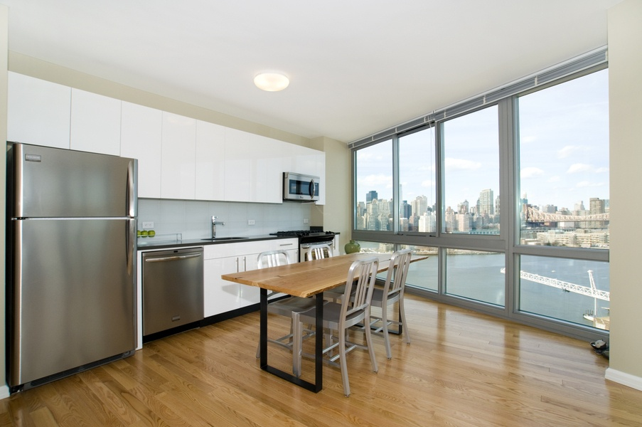 Long Island City - Brand New Corner 1 Bedroom Apartment for Rent - Direct City Views - LIC's Newest Waterfront Building - No Fee